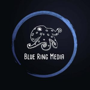 An image of the Blue Ring Media logo
